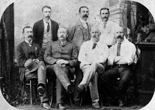 StateLibQld 1 186707 Businessmen of Mackay including Adam Roy McGregor
