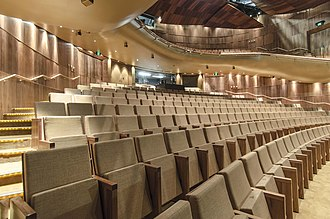 State Theatre Centre of Western Australia - Image: State Theatre Iwelam 02