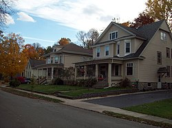 State and Eagle Streets Historic District Oct 09.JPG