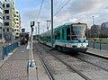 Station Tramway IdF Ligne 1 Jean Rostand - Bobigny (FR93) - 2021-01-07 - 1.jpg