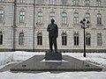Statue de Maurice Duplessis à l'Assemblée Nationale - panoramio.jpg