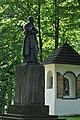 Statue of Anton Bernolák on Slanica Isle.jpg