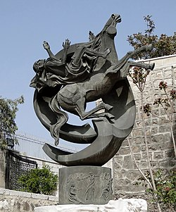 Statue of Saint Paul, Damascus.jpg