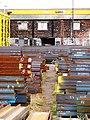 Steel Stockyard - geograph.org.uk - 112821.jpg