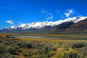 Enoch Steen - Steens Mountain is the tallest peak in southeast Oregon