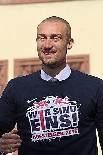Stefan Ilsanker (footballer) - Ilsanker in 2016