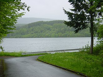Idar Forest - The Steinbach Reservoir