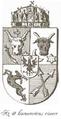 Stema celor cinci oraşe regale.PNG