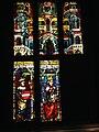 Stephansdom stained-glass window (mediaval) - Wien Museum Karlsplatz - 3 (photo by Andrew Nash).jpg
