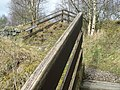 Steps to the hide - geograph.org.uk - 369280.jpg