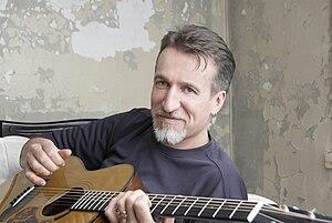 Steve Bell (musician) - Bell in 2009