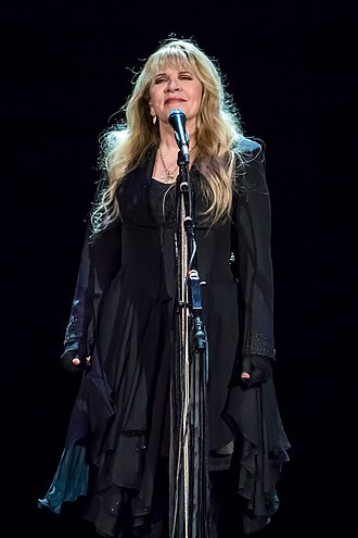Stevie Nicks - Nicks performing in 2017