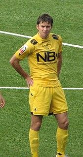 Stian Theting Norwegian footballer