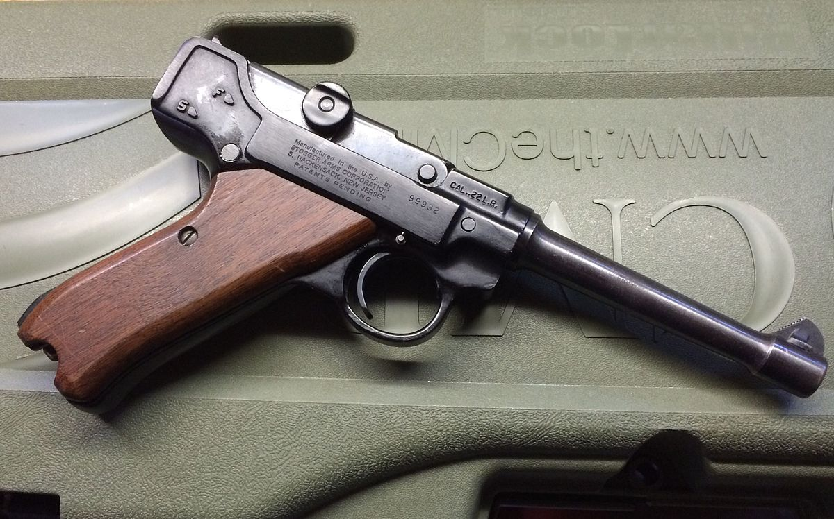 Stoeger Luger Wikipedia