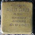 Stolperstein-Albert Capell-koeln-cc-by-denis-apel.jpg