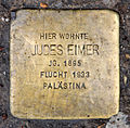 Stolperstein Alte Schönhauser Str 4 (Mitte) Judes Eimer.jpg