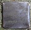 Stolperstein Provinzstr 48 (Reind) Walter Keiner.jpg