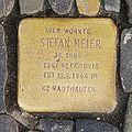 Stolperstein Stefan Meier (Freiburg) 01.jpg