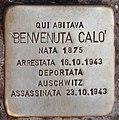 Stolperstein für Benvenuta Calo (Rom).jpg