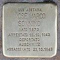 Stolperstein für Mose Marco Sonnino (Rom).jpg