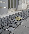 Stolpersteine Aachen, Verlegeort Friedrichstraße 48.jpg