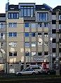 Stolpersteine Köln, Wohnhaus Karolingerring 17.jpg