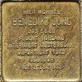 Stolpersteine Köln Benedikt Juhl Gottesweg 116.jpg