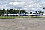 Stored Russian Knights Su-27s – Kubinka Airbase 23-8-2017 (37203353270).jpg