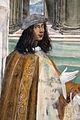 Storie di s. benedetto, 03 sodoma - Come Benedetto risalda lo capistero che si era rotto 07 autoritratto.JPG