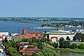 Stralsund, Blick von der Marienkirche (2013-07-07-), by Klugschnacker in Wikipedia (28).JPG
