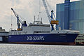 Stralsund, Volkswerft, IMO 9609952 Ark Germania (2013-07-30) 3, by Klugschnacker in Wikipedia.JPG