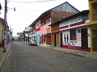 Rivas, Nicaragua Municipality and City in Rivas Department, Nicaragua