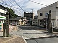 Street view in front of Kyoikudai-mae Station.jpg
