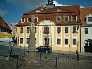 Strehla - Image: Strehlakirche