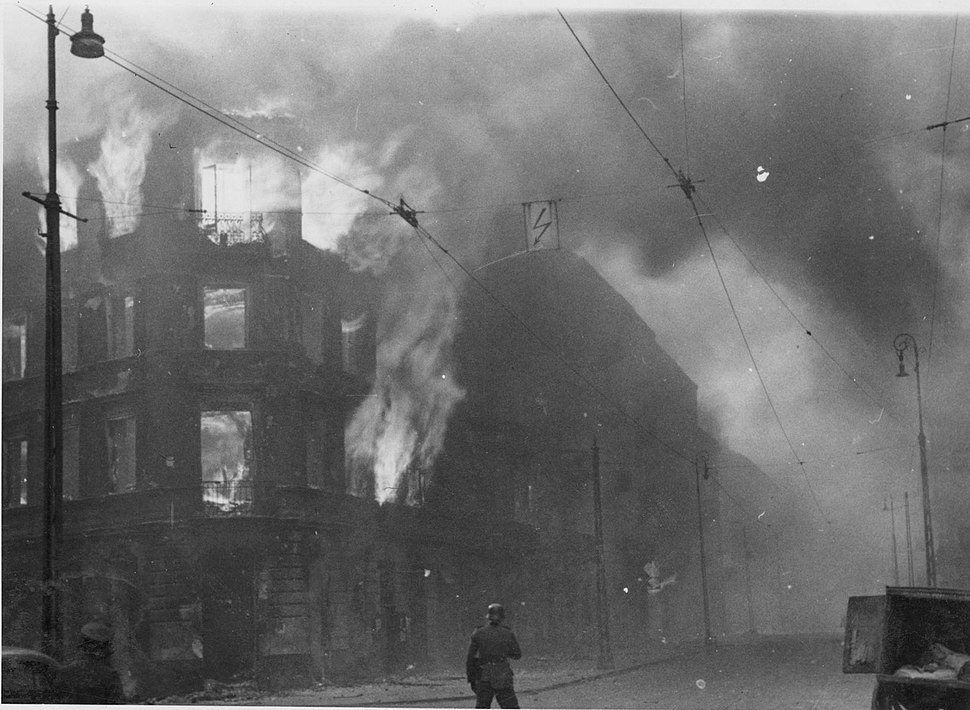 Stroop Report - Warsaw Ghetto Uprising - 26552