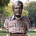 Subedar Joginder Singh statue at Param Yodha Sthal Delhi.jpg