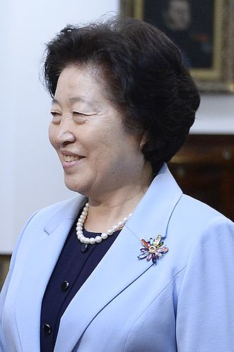 State Council of the People's Republic of China - Image: Sun Chunlan (22551034609) (cropped)