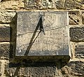 Sundial - North Side of All Saints Church - Stocks Lane - geograph.org.uk - 487168.jpg