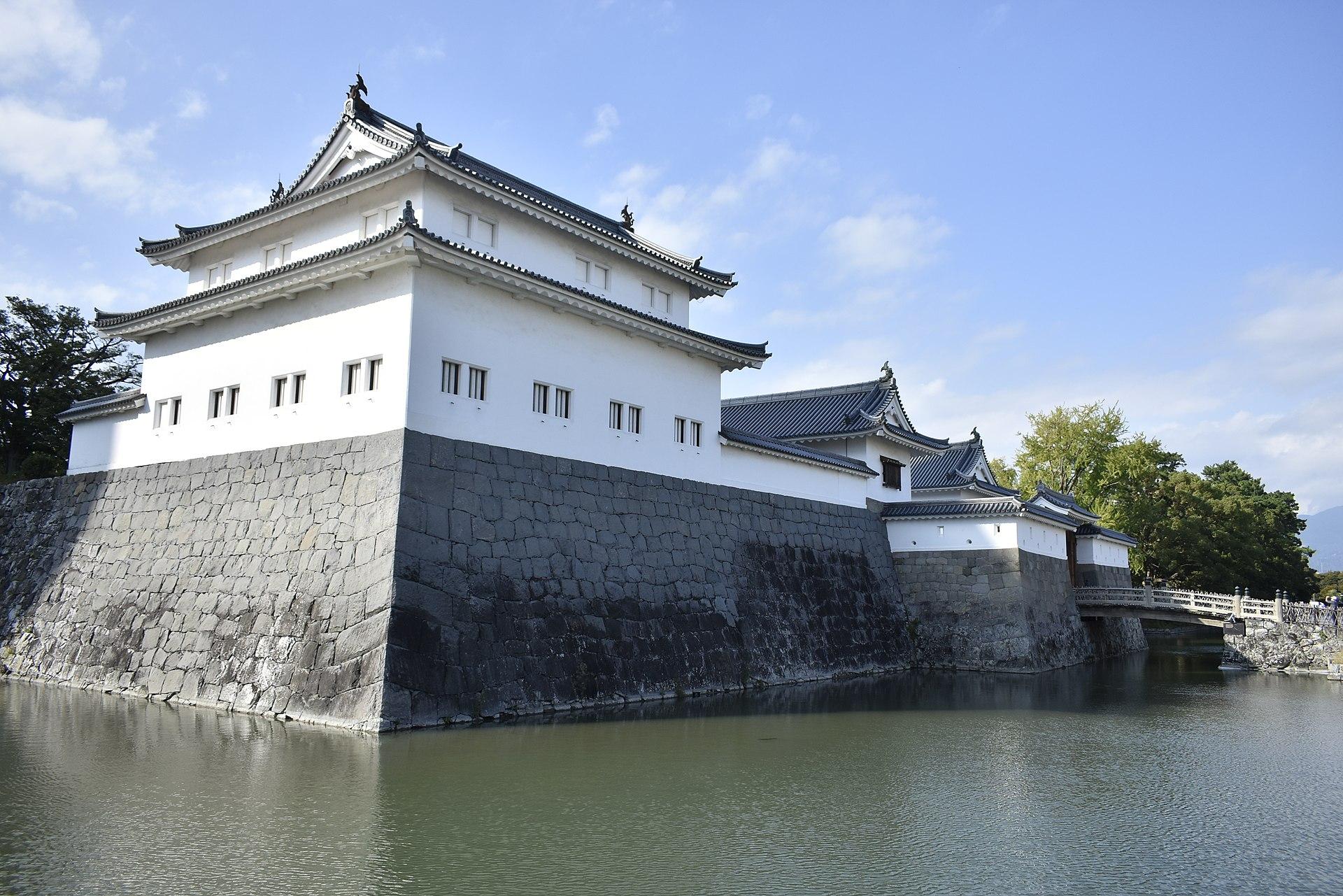 巽櫓 東御門(復元)