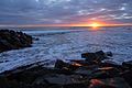 Sunrise on the sea - panoramio.jpg