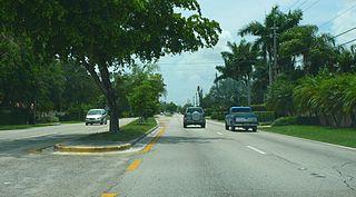 Glenvar Heights, Florida CDP in Florida, United States