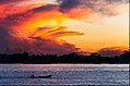 Sunset on the Amazon (7613489930).jpg