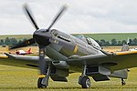 Supermarine Spitfire FR.XIV 'MV268 - JE-J' (G-SPIT) (35643526030).jpg