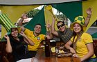 Supporters of the DF accompanying game between Brazil and Mexico 08.jpg