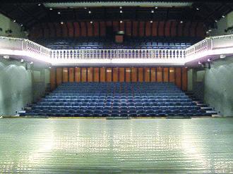 Suzanne Dellal Center for Dance and Theater - Suzanne Dellal Hall
