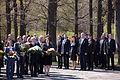 Svinīgā vainagu nolikšanas ceremonija Rīgas Brāļu kapos (5699074090).jpg