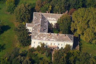 Téglás - Aerialphotography of Téglás