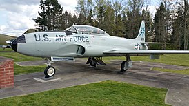 T-33 Shooting Star at McChord Air Museum.jpg
