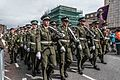 THE EASTER SUNDAY PARADE - PASSING ALONG BOLTON STREET IN DUBLIN (CELEBRATING THE EASTER 1916 RISING)-112976 (26072915025).jpg