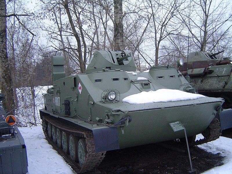 Plik:TOPAS 2AP ze zbiorów Muzeum Wojska Polskiego w Warszawie.jpg
